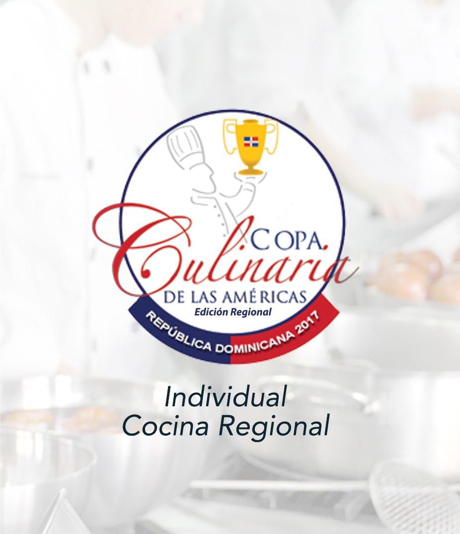 Individual Cocina Regional