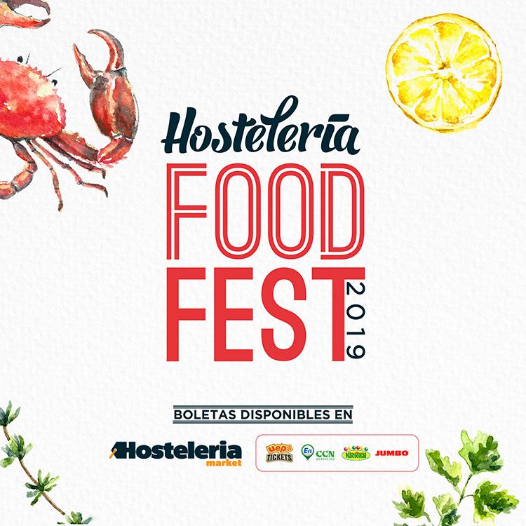Hostelería Food Fest 2019 – ENTRADA GENERAL