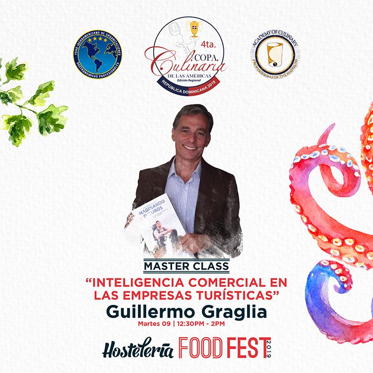 Hostelería Food Fest 2019 – Inteligencia Comercial en las Empresas Turísticas